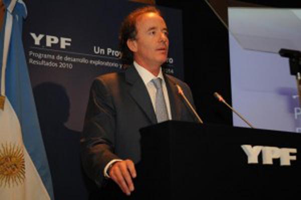 Vicepresidente de YPF S.A
