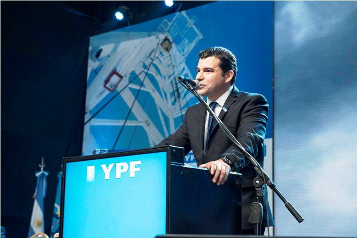 YPF presentó un positivo balance del último trimestre de 2013